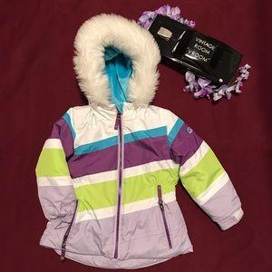 Weatherproof NWOT Puffer Jacket for Girls 3T